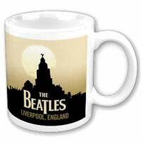 5 NEW The Beatles 12 oz Ceramic Coffee Mugs in original Box  Great Holiday Gift