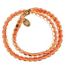 TOKYO JANE Armband, orange/golden