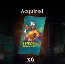 Theros: Beyond Death MTG Arena 6 boosters Code Email Delivery
