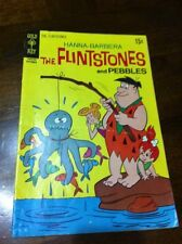 The Flintstones And Pebbles Gold Key Comic