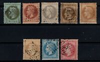 PP128088 / FRANCE CLASSIC / Y&T # 25 / 30 - 32 USED CV 350 $