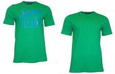 Figurbetonte Herren-Shirts aus Baumwolle mit Rundhals-Ausschnitt
