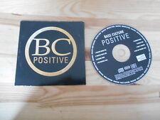 CD Reggae BC / Bass Culture - Positive (8 Song) Promo HEAD CORNER