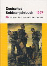 Deutsches Soldatenjahrbuch 1997 45. Deutscher Soldatenkalender Handschar Me 110
