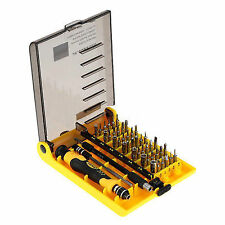 Jackly JK-6089C Precision Screwdriver & Bit Set - 45 Pieces