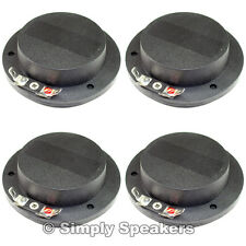 Diaphragm for Yamaha S112V Club Series Horn Driver Repair Parts 16 ohms 4 Pack