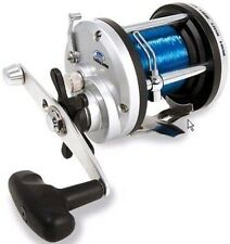 LINEAEFFE JD500 SEA FISHING BOAT MULTIPLIER REEL+ LINE FOR TROLLING UPTIDE RIGS