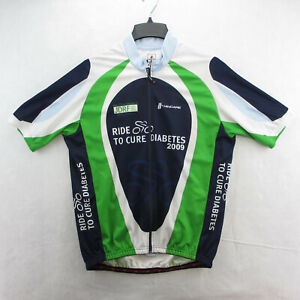 Hincapie Cycling Race Jersey Men's Size 2XL 3 Bottle Pocket
