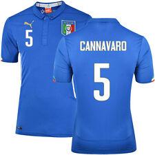 PUMA FABIO CANNAVARO ITALY HOME JERSEY FIFA WORLD CUP 2014