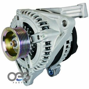 New Alternator For Jeep Grand Cherokee V6 3.7L 08-10 4801252AD 421000-0530 12867