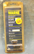 Warne New old stock Scope Mount Base 4038 - Browning Semi Auto Hi Power