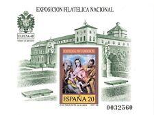 ESPAÑA 1989. Prueba nº 19. EXFILNA 89