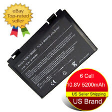 New 6 Cell Battery for ASUS A32-F52 A32-F82 A41 F52 F82 K50 K50AB L0690L6 K50i