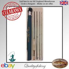 CLEARANCE: Malcolm Grey of Alnwick 4 Piece Rod 10' #6