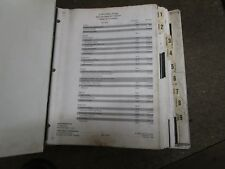 Case International 2155 cotton picker service & repair manual