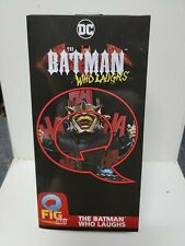 Q Fig Max The Batman Who Laughs Statue Hard To Find - SEALED - NEW - DC Metal