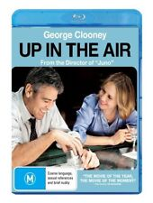 *Brand new & sealed movie* Up In The Air (Blu-ray, 2010) George Clooney