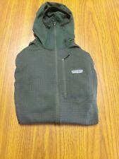 Patagonia Mens R1 Pullover Hoody Black Small *New w/Tags*