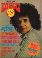 Disco 45 Magazine No.79 1977    Leo Sayer      Andrew Gold     Kiki Dee