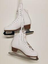 Jackson Classique Girls Figure Skating Ice Skates size 5.5 B Canada New