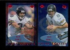 1999 Collectors Edge MARK BRUNELL Jacksonville Jaguars Odyssey Millennium Cards