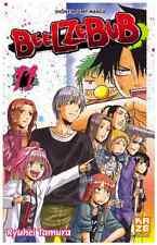 manga Beelzebub Tome 11 Shonen Jump Ryûhei Tamura Kazé Nouveauté Cadeau Noël VF