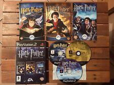 Harry Potter Collection Ps2 Pal Ita Rara Unica Su Ebay! EA Retrogame Sony