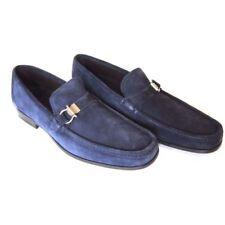 Zapatos informales de hombre mocasines Salvatore Ferragamo ante