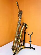Bundy Selmer Baritone Saxophone