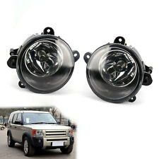 2x Driving Fog Lights Lamps For RANGE ROVER Sport L322 Land Rover Discovery 2 3
