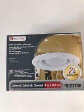 Utilitech Baffle recessed lighting kit