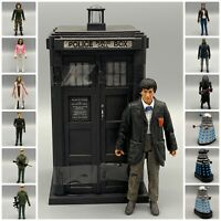 Doctor Who B&M 2020 Collector Figures Loose - Multi-Listing - New
