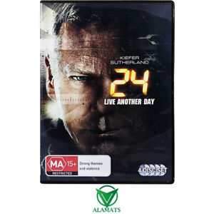 24 Live Another Day DVD [T]
