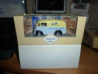 Corgi Classic Vehicles 99801 Morris J Van in Walls Ice Cream/blue. MINT BOXED