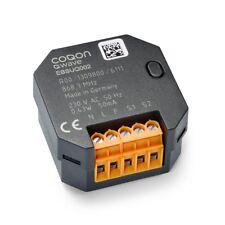 coqon EBSUQ002 Einbausender 2-fach 230V4-Kanal für Schalter zu verwenden
