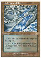 Underground River   NM   Deckmasters   Magic MTG