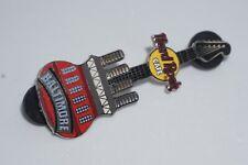 """Hard Rock Cafe - Vintage HRC Baltimore """"Power Plant"""" guitar pin"""