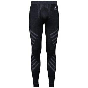 Odlo Men's Merino Wool Natural Warm Base Layer Pants