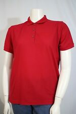Port Authority Misses XL Boy Girl Scouts Scouting Learn Lead Red SS Polo Shirt