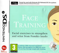 Face Training DS (Nintendo DS) - Free Postage - UK Seller