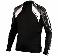 Endura Long Sleeve Cycling Jerseys with Full Zipper