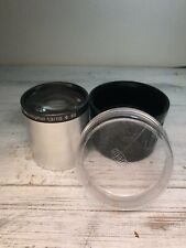 Meopta Meostigmat 1.9/119 MINT condition, projection lens