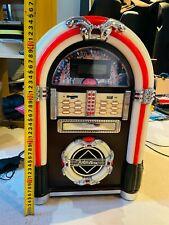 More details for steepletone usb cd rock maxi encode jukebox - vintage - rare - 45cm tall