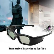 DLP-Link Rechargeable HD Active 3D Glasses For Optoma Acer BenQ Projectors K0K0