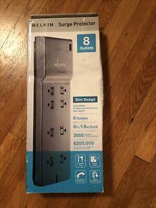 belkin 8 outlet surge protector