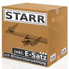 AHK starr Renault Espace 3 III 96/02 + 13p E-Satz mit Blinküberwachung