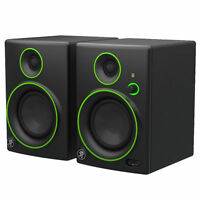 Mackie CR5BT Pair 5-In Creative Reference Multimedia Monitors w/ Bluetooth MINT!