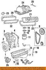 Dodge CHRYSLER OEM 97-02 Dakota 3.9L-V6 Engine-Intake Manifold Gasket 4897382AD