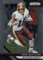 2018 Panini Prizm - JOSH DOCTSON #2 base - Washington Redskins 🏈