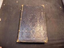 antique  BIBLE